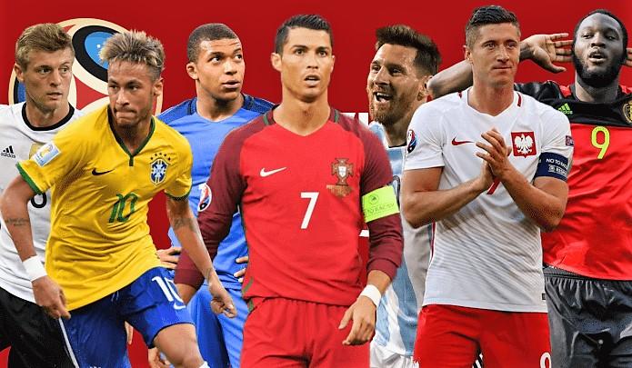 FIFAワールドカップ2018でベストプレーヤー