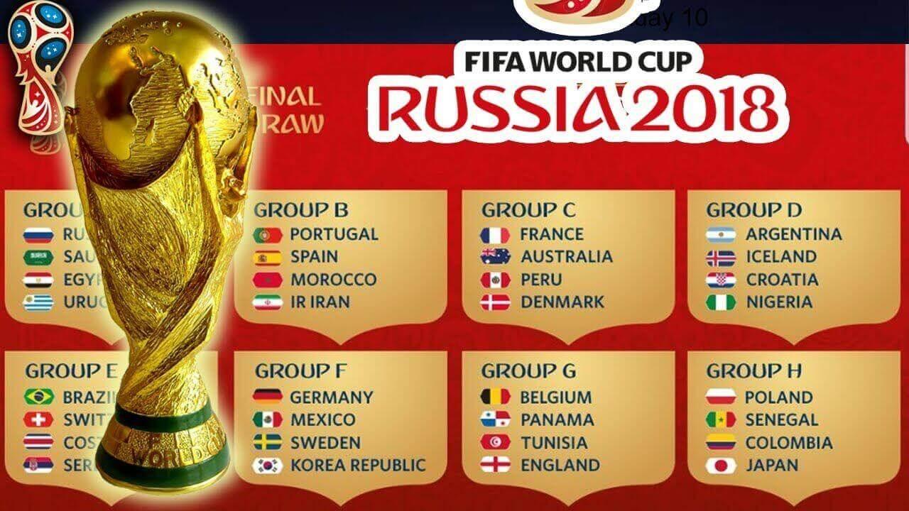 2018ワールドカップ